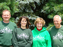 Bryan and Jennifer Keeton are now partners with Frank and Ann Antenucci in assuring the future of Big Tree Plantation and Christmas Trees in Morrow, Ohio.